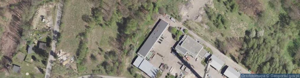 Zdjęcie satelitarne Dzieńdziela Mieczysława ul.