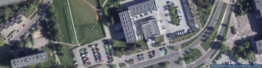 Zdjęcie satelitarne Dziewulskiego Władysława ul.