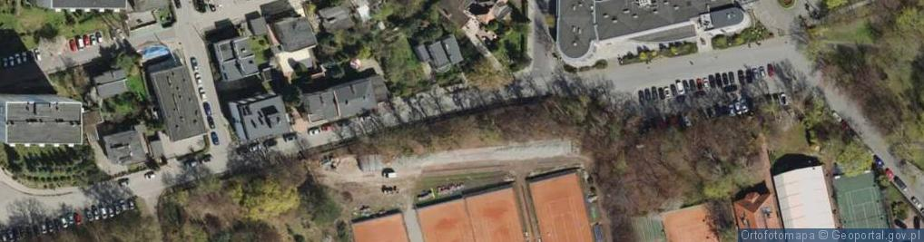 Zdjęcie satelitarne Ejsmonda Juliana ul.