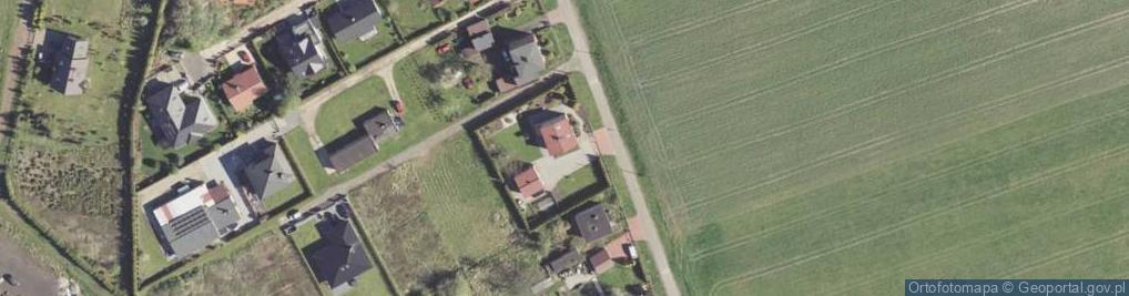 Zdjęcie satelitarne Elsnera Józefa ul.