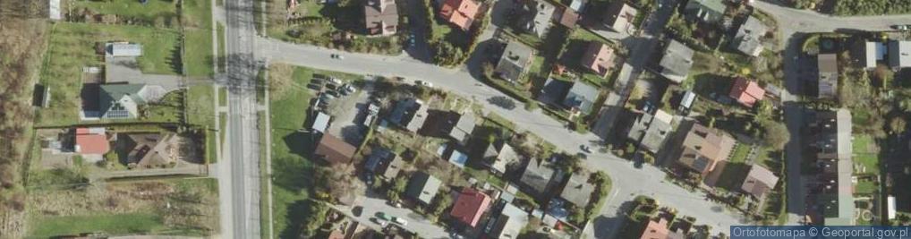 Zdjęcie satelitarne Farbiszewskiej Zofii ul.