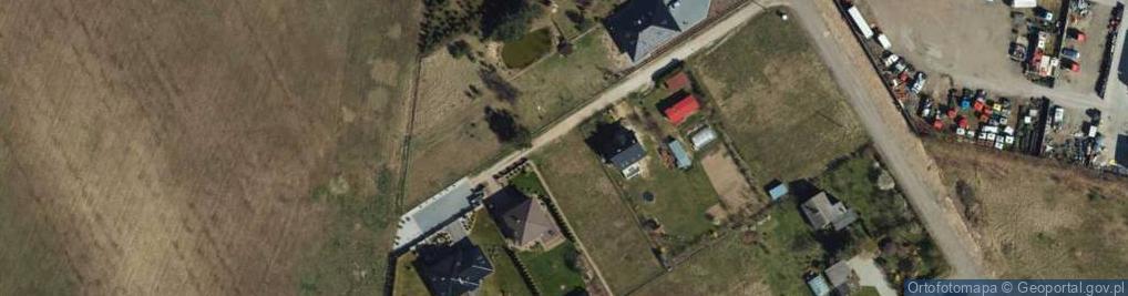 Zdjęcie satelitarne Feldmana Jerzego ul.