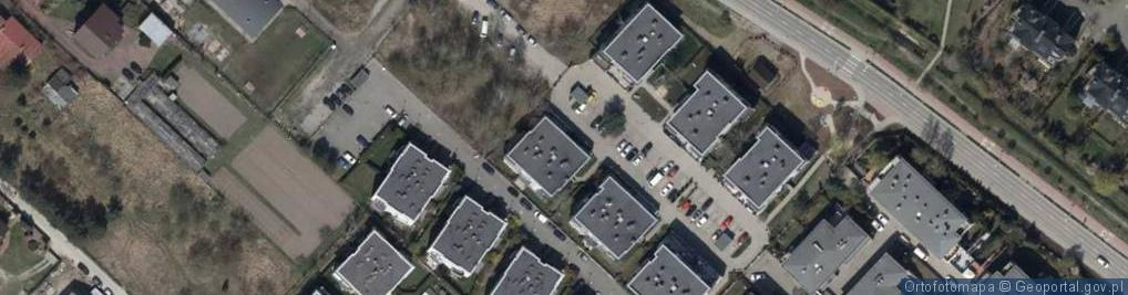 Zdjęcie satelitarne Feniksa ul.
