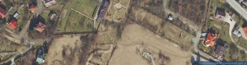Zdjęcie satelitarne Fischera Karola Józefa, bp. ul.