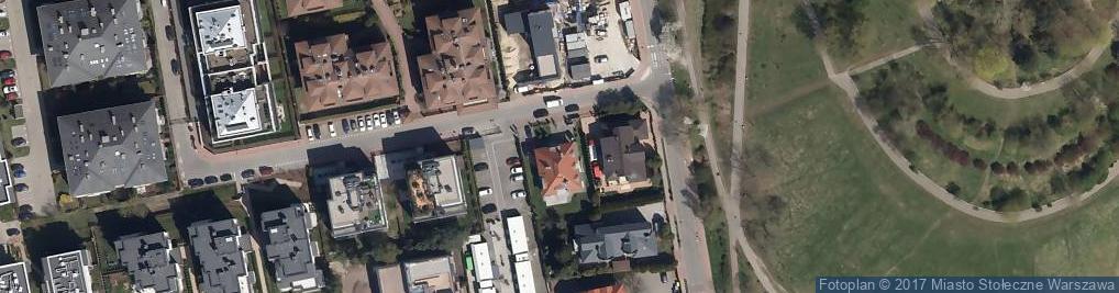 Zdjęcie satelitarne Figiel ul.