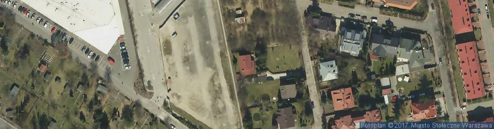 Zdjęcie satelitarne Filipinki ul.