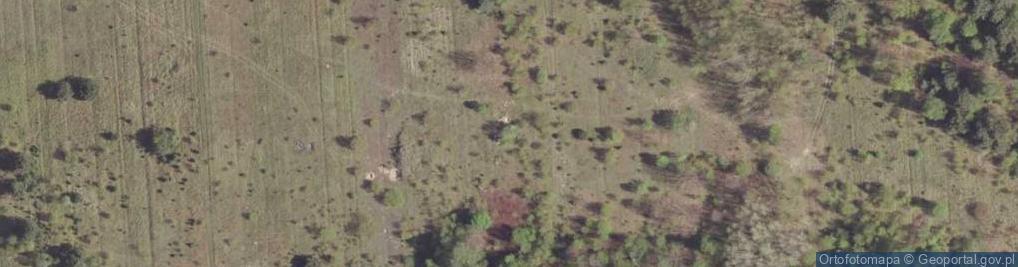 Zdjęcie satelitarne Formierska ul.