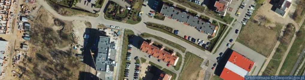 Zdjęcie satelitarne Froelicha Ksawerego ul.