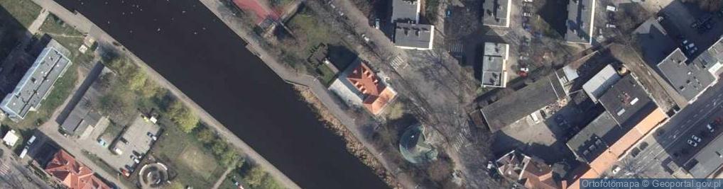 Zdjęcie satelitarne Frankowskiego Jana ul.