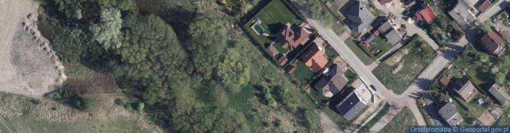 Zdjęcie satelitarne Fromborska ul.