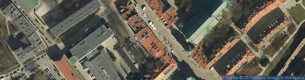 Zdjęcie satelitarne Freta ul.