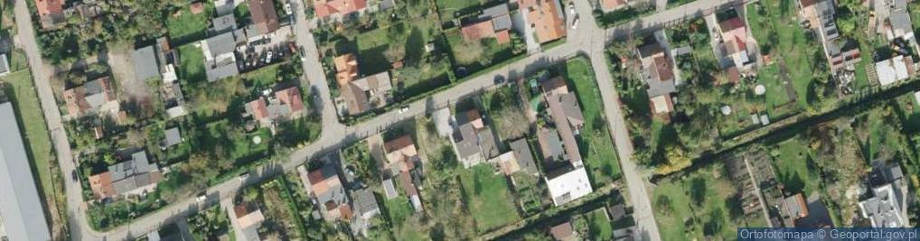 Zdjęcie satelitarne Froehlicha Józefa ul.