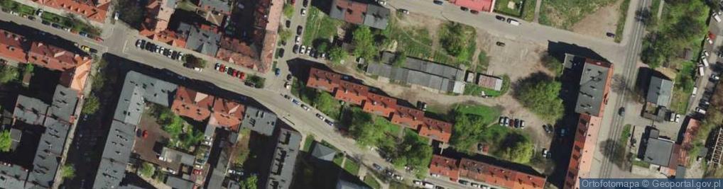 Zdjęcie satelitarne Gallusa Józefa ul.