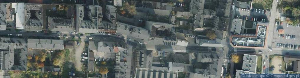 Zdjęcie satelitarne Garibaldiego Giuseppe ul.