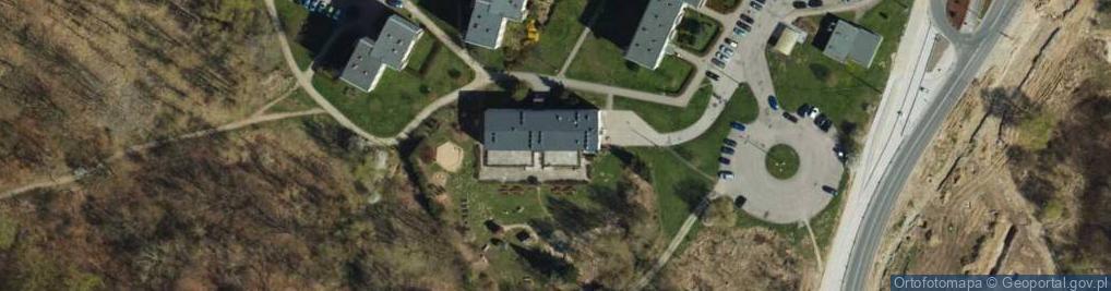 Zdjęcie satelitarne Gąsiorowskiego Henryka ul.