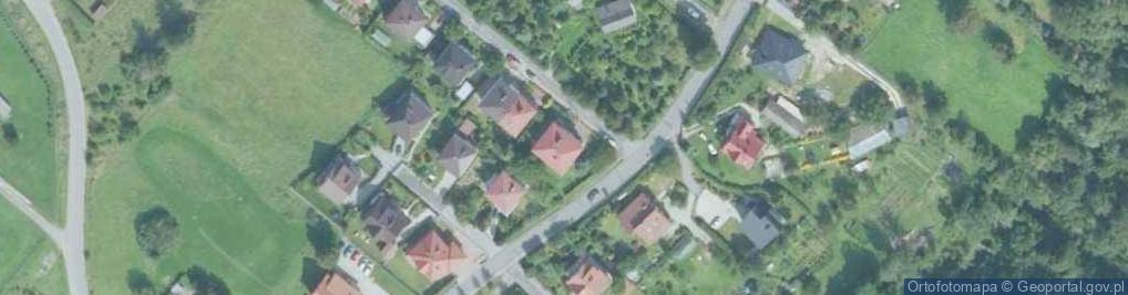 Zdjęcie satelitarne Gawrona Walentego ul.