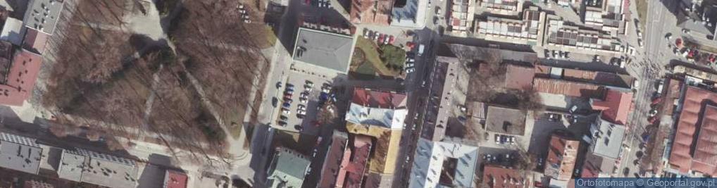 Zdjęcie satelitarne Gałęzowskiego Jacentego ul.