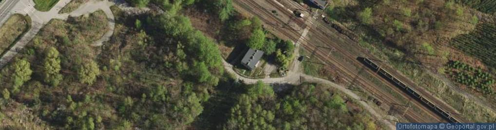 Zdjęcie satelitarne Gawrona Józefa ul.