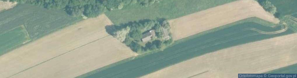 Zdjęcie satelitarne Gierałtowice ul.