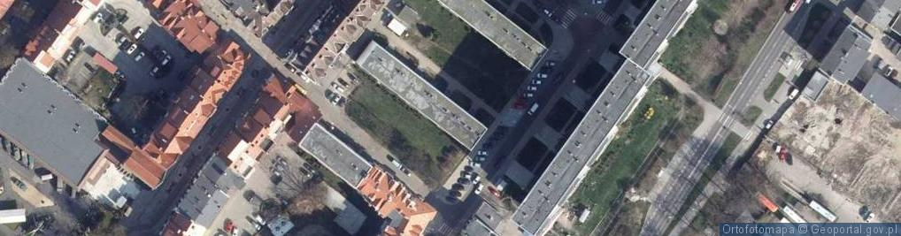 Zdjęcie satelitarne Gierczak Emilii ul.