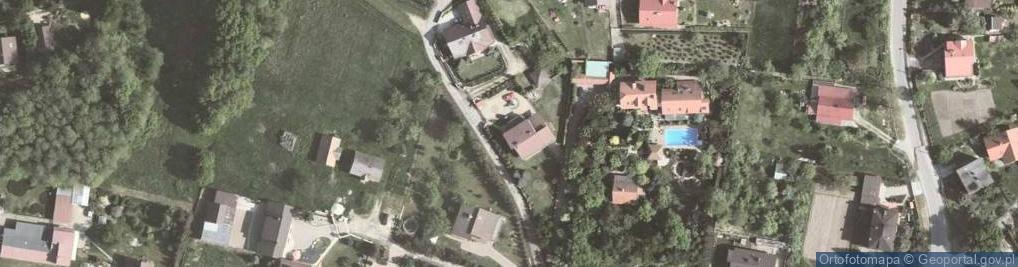 Zdjęcie satelitarne Gilowa ul.