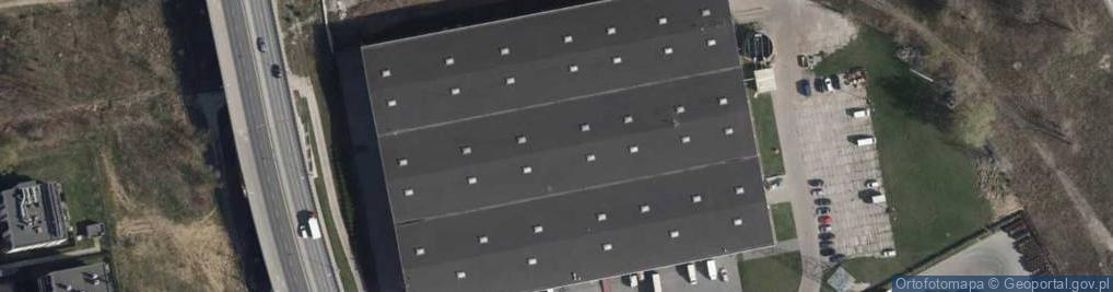Zdjęcie satelitarne Gierdziejewskiego Kazimierza ul.