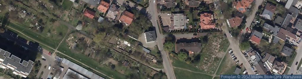 Zdjęcie satelitarne Gilarska ul.