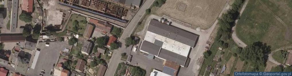 Zdjęcie satelitarne Głogowska ul.