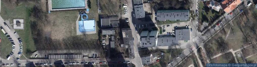 Zdjęcie satelitarne Głowackiego Wojciecha ul.