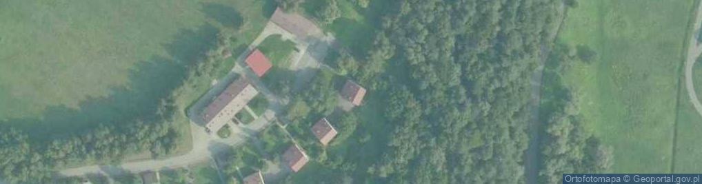 Zdjęcie satelitarne Góra Jałowcowa ul.