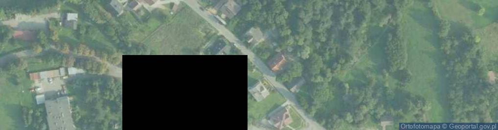 Zdjęcie satelitarne Górska ul.