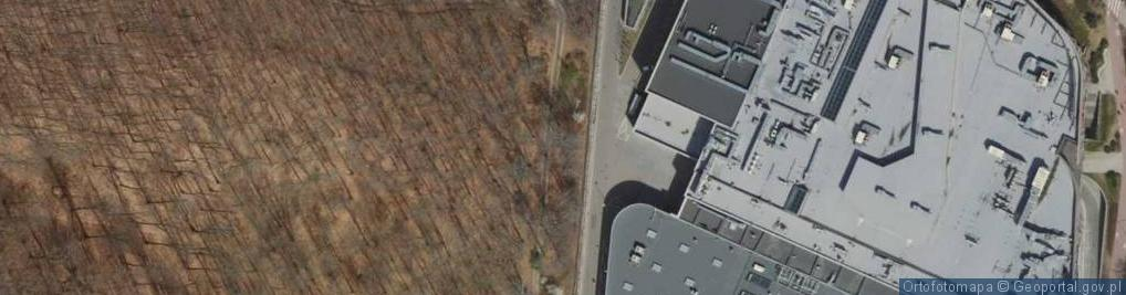 Zdjęcie satelitarne Górskiego Kazimierza ul.