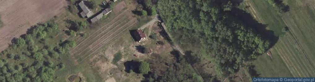 Zdjęcie satelitarne Górna Owczarnia ul.