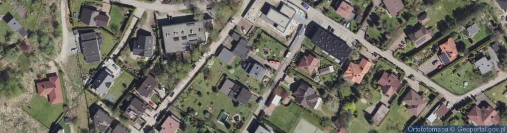 Zdjęcie satelitarne Goździków ul.