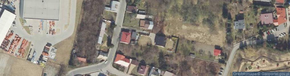 Zdjęcie satelitarne Gomółki Mikołaja ul.