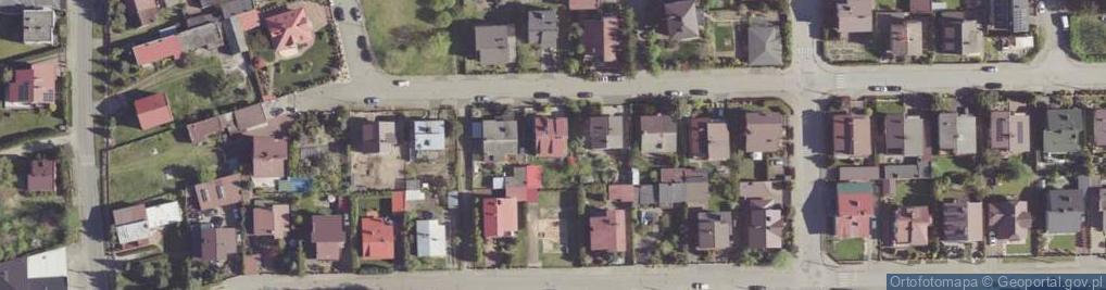 Zdjęcie satelitarne Goszczewicka ul.
