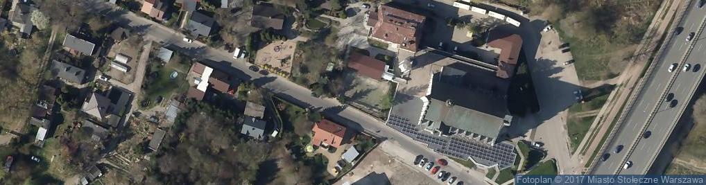 Zdjęcie satelitarne Gościniec ul.