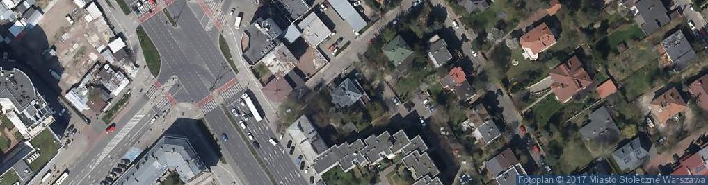 Zdjęcie satelitarne Goraszewska ul.