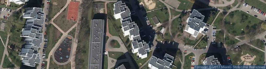 Zdjęcie satelitarne Goławicka ul.