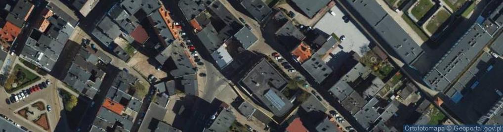 Zdjęcie satelitarne Groblowa ul.
