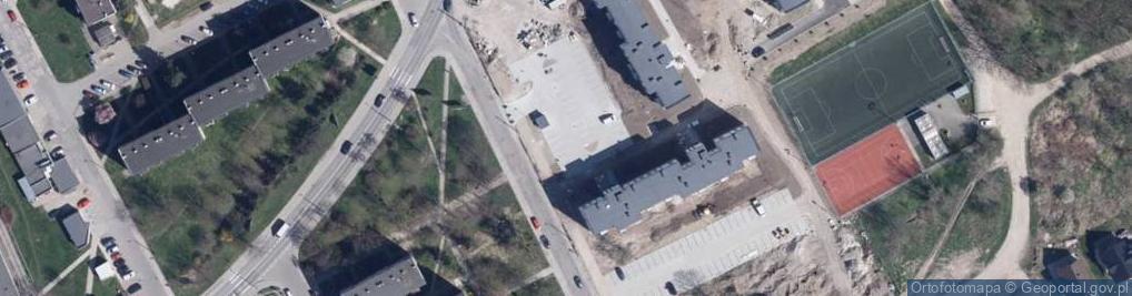 Zdjęcie satelitarne Grodkowska ul.