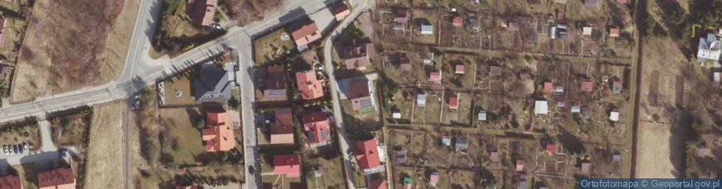 Zdjęcie satelitarne Grechuty Marka ul.