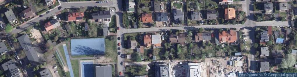 Zdjęcie satelitarne Grabowskiego Antoniego ul.