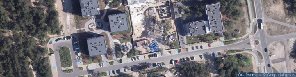 Zdjęcie satelitarne Grasera Konrada ul.