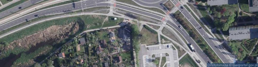 Zdjęcie satelitarne Gregorkiewicza Kazimierza, inż. arch. ul.