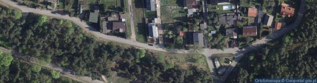 Zdjęcie satelitarne Grzybowa ul.