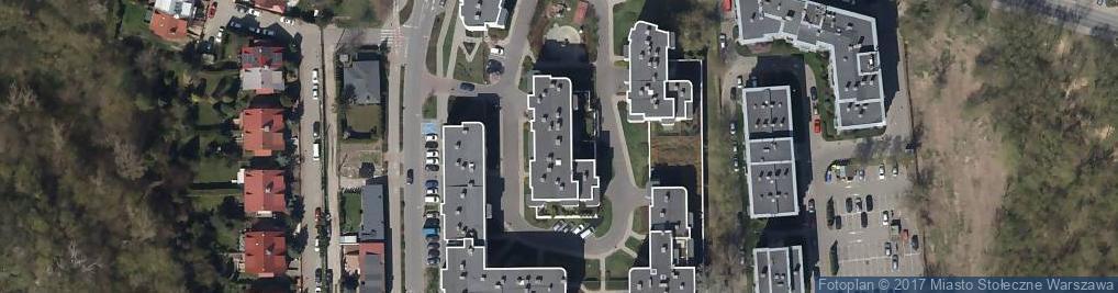 Zdjęcie satelitarne Grupy AK Północ ul.