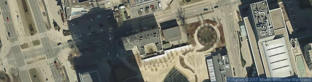 Zdjęcie satelitarne Grzybowska ul.