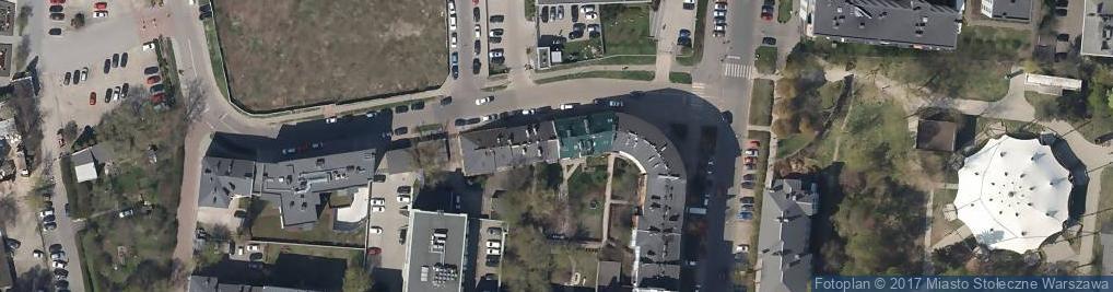 Zdjęcie satelitarne Groszowicka ul.
