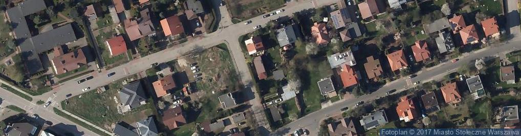 Zdjęcie satelitarne Gurgacza Władysława, ks. ul.